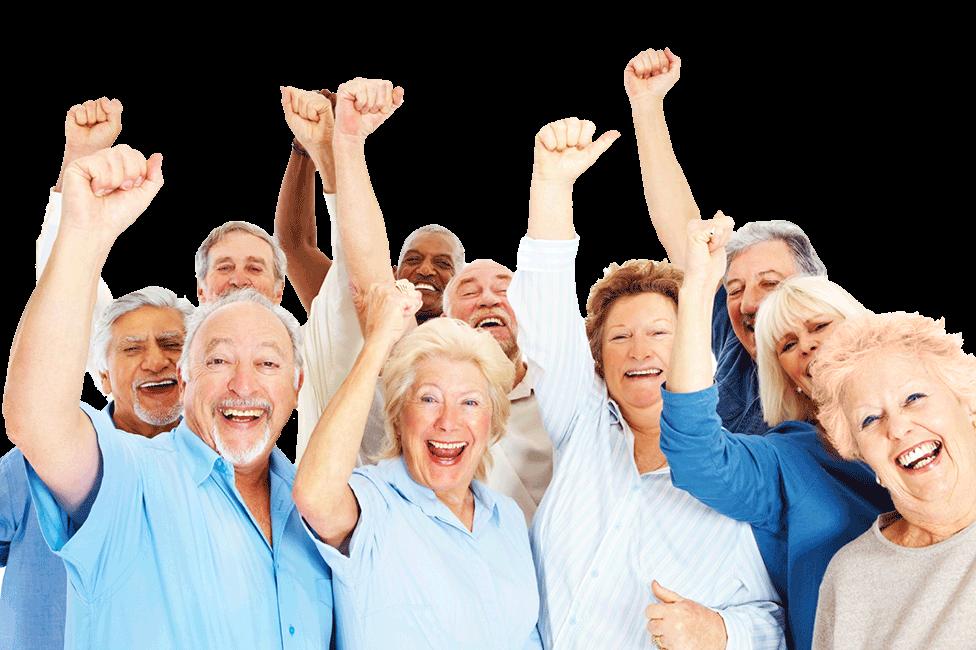 Nadie se plantea que las personas mayores aportan a la economía  y que el envejecimiento es una oportunidad para el desarrollo del país